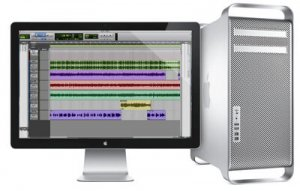 Apple MacPro HD3 Protools