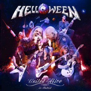 Helloween - United Alive Live Recording